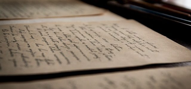 Familial, Legal And Personal Reasons For Translating Private Letters