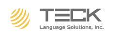 Teck Language Solutions